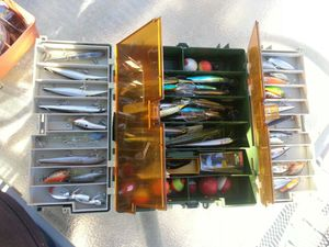 Fishing tackle for Sale in Phoenix, AZ
