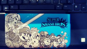 Nintendo 3DS XL Super Smash Bros Edition (Sapphire) for Sale in Columbus, OH