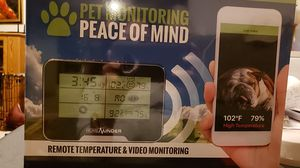 Home Minder Video & Temperature Remote Monitoring System for Sale in Kalamazoo, MI