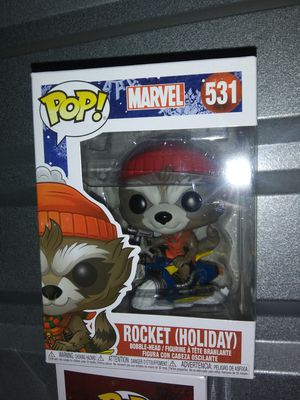 Funko pop Holiday Rocket for Sale in Oklahoma City, OK