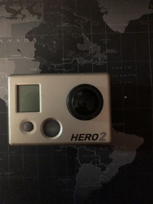 GOPRO HERO 2 (With a charger) for Sale in Calverton, MD
