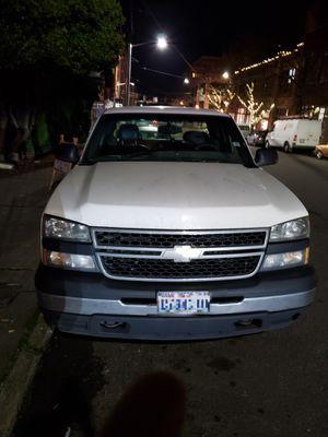 2007 Chevy Silverado for Sale in Seattle, WA