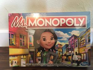 Ms. Monopoly (Brand New) for Sale in Beaverton, OR
