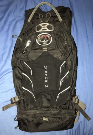 Osprey Raptor 10 hydration backpack for Sale in Ann Arbor, MI