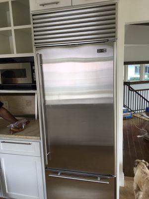 Subzero fridge for Sale in Ontario, CA