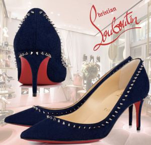 Authentic Christian Louboutin Spiked heels size 5 for Sale in Waverly, NY