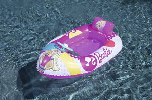 Barbie Fashion Boat Inflatable Pool Float for Sale in Compton, CA