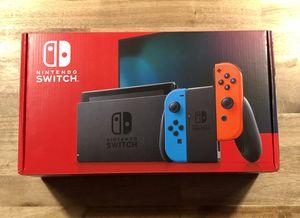 Nintendo Switch V2 New for Sale in Miami, FL