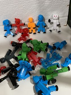 Lot Of Stikbots$12 for Sale in Yakima,  WA