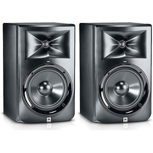 JBL LSR308 Studio Monitor pair for Sale in North Bethesda, MD