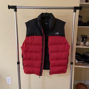 North Face Nuptse Vest 2XL for Sale in Fairfax, VA