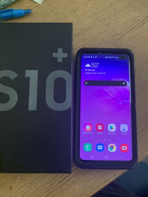 Galaxy S10+ (Unlocked) for Sale in Normal, IL