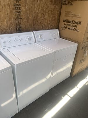Kenmore heavy duty washer and dryer for Sale in Los Angeles, CA