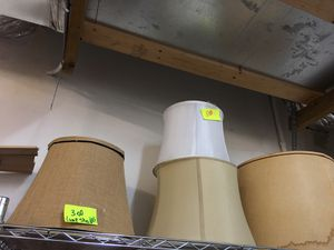 Lamp shades for Sale in Chesapeake, VA