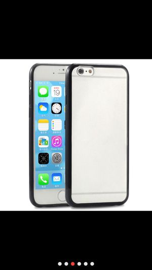 Candy Color Transparent iPhone 6 Candy Color Clear Transparent Case iPhone 6 for Sale in New York, NY