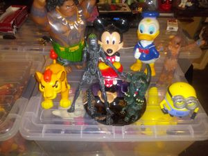 Vintage Rare Disney, Godzilla, Alien, Yosh, Starwars & More for Sale in Madison Heights, MI
