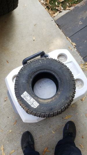 Lawn mower tire 15x6.00-6NHS for Sale in Chula Vista, CA