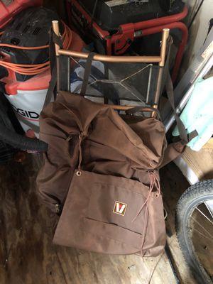 Framed hiking backpack for Sale in Virginia Beach, VA