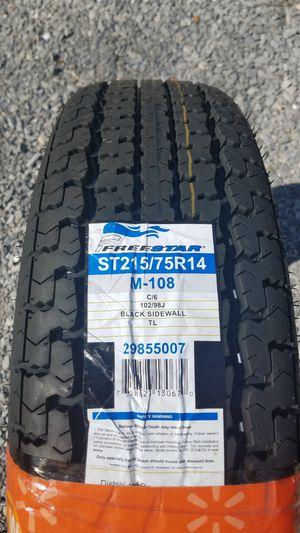 New tire for trailer 215/75R14 for Sale in Waynesboro, VA