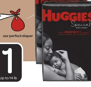 Huggies special delivery diapers !! for Sale in Visalia, CA