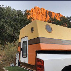 Custom Truck Bed Camper [HYPERLITE] for Sale in Chino, CA