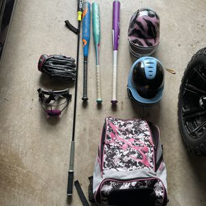 Softball Equipment for Sale in Pearland, TX