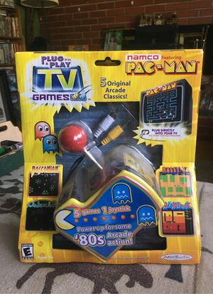 Brand New Nancy Pac-Man Arcade 5 in 1 Game for Sale in Berlin, CT