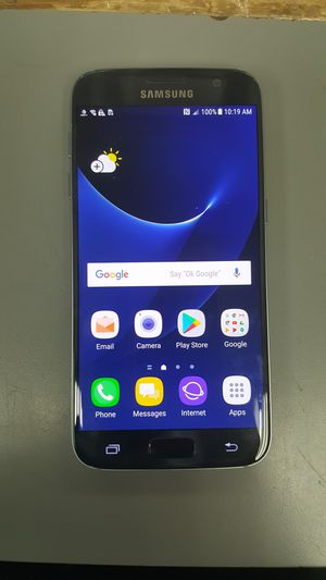 Samsung galaxy s7 cellphone smart phone smartphone GSM UNLOCKED tmobile at&t att etc... for Sale in Baltimore, MD