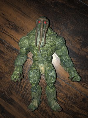 Marvel legends man-thing for Sale in Los Angeles, CA