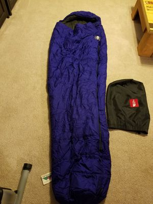 The North Face sleeping bag for Sale in Manassas, VA