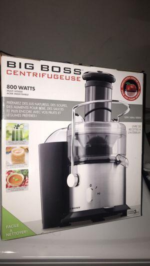 Big Boss JuiceMaker, etc for Sale in Paramount, CA