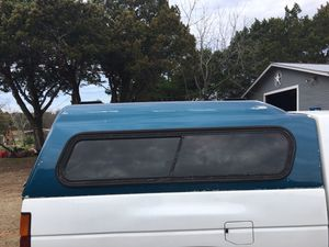 Vendo Camper para nissan pick up for Sale in Salado, TX