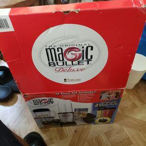 Magic bullet blender for Sale in Kansas City, MO