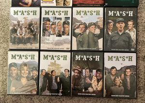 MASH Seasons 1-8 DVD Collectors Edition for Sale in Katy, TX