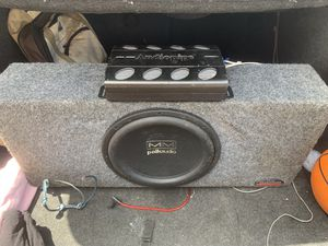 Sub an amp for Sale in Wilmington, DE