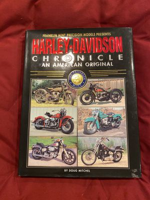 Harley Chronicles - a book by Doug Mitchell for Sale in Burr Ridge, IL