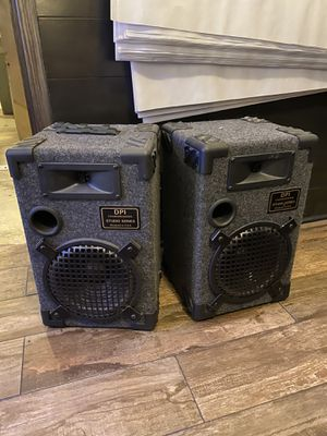 DPI Loud Speakers for Sale in Chicago, IL