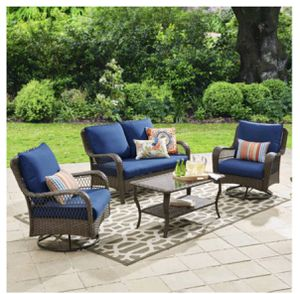 New 4 piece patio set for Sale in Lakeside, CA