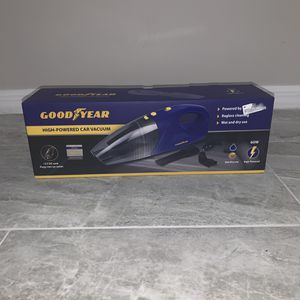 New Car Vacuum - Good Year Brand for Sale in Port St. Lucie, FL