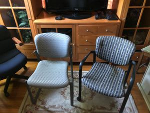 (2) office chairs for Sale in Columbus, OH