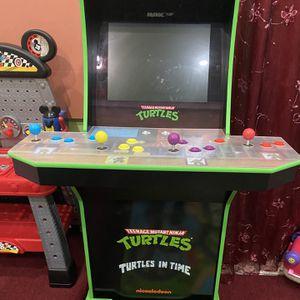 New Ninja Turtles Arcade Game for Sale in Woodbridge, VA