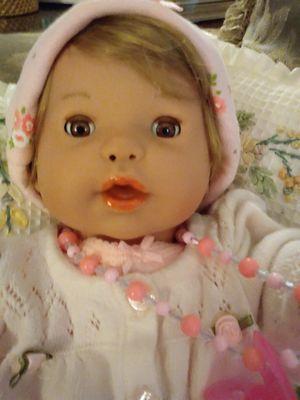 Reborn Interactive Doll & Accessories for Sale in Marietta, GA