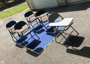 5 Desk chairs for Sale in Fort Washington, MD