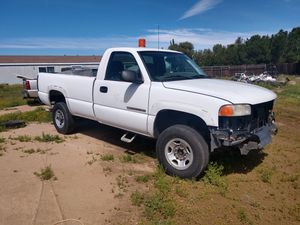 2004 GMC 2500 HD parting out for Sale in Menifee, CA