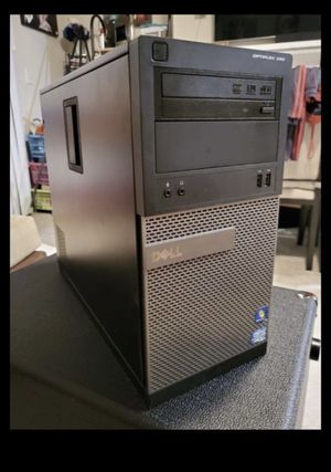 Work/Gaming PC oltiplex 390 (PLEASE BUY) (IN NEED FOR 250) for Sale in Fairfax Station, VA