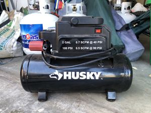 Mini air compressor as is for Sale in Carlsbad, CA