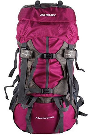 WASING - Adventure 50+5L lightweight backpacking pack for Sale in Monroe, WA