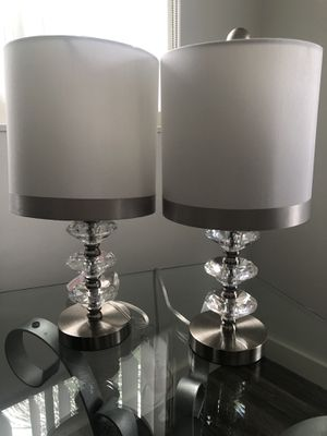 Decorative Lamps for Sale in Pembroke Pines, FL