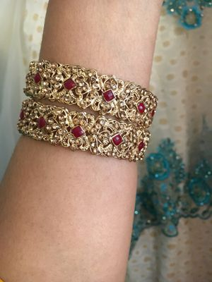 Indian Bollywood Style bangles for Sale in West New York, NJ