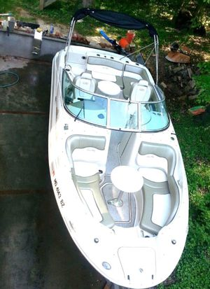 Sea Ray. Sundeck 220 for Sale in Bethesda, MD